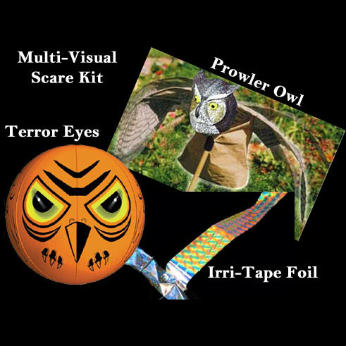 Mutil-Sensory Visual Scare Kit