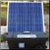 Solar Hazer with Battery Charger