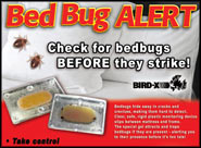 Bed Bug Alert Monitor