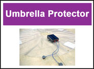 Umbrella Shock Protector