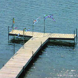 Bird Deterrents Around Water
