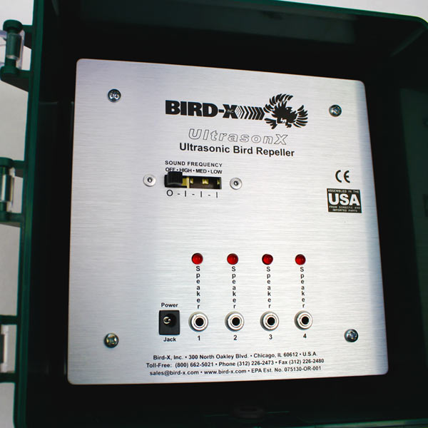 Ultrasonic Bird Control