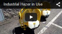 Video Industrial Bird Hazer