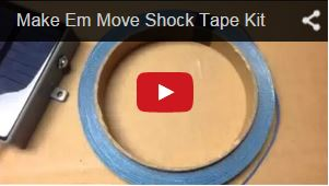 Video Shock Tape Kit