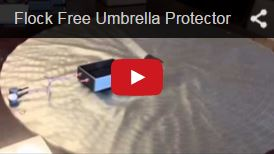 Video Umbrella Protector
